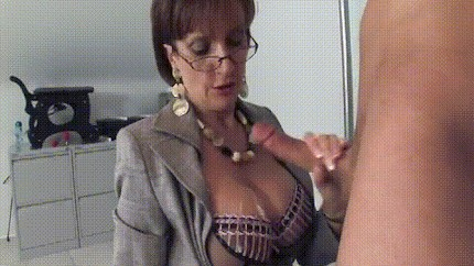 Mature lady fucked gifs #13