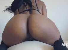 thick black ass pussy