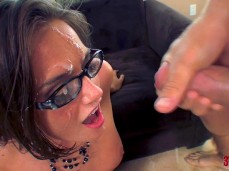with-tori-black-splashes-on-glasses-video-hammer-video