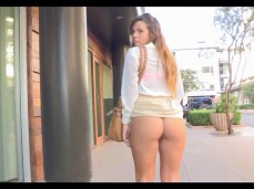 #keisha grey #public flashing