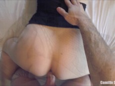 Doggy Style - Little Oral Andie vs. Camilla Sweetheart