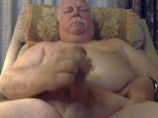 Daddy cumung