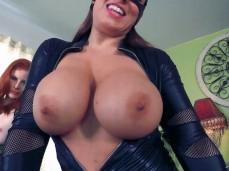 mallory sierra puling tits