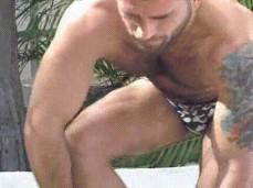 Edu Boxer undresses 0018 4