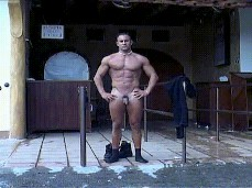 security guard strips 0642 5