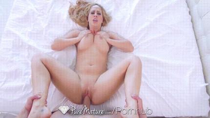 MILF v porno video z xxx sex